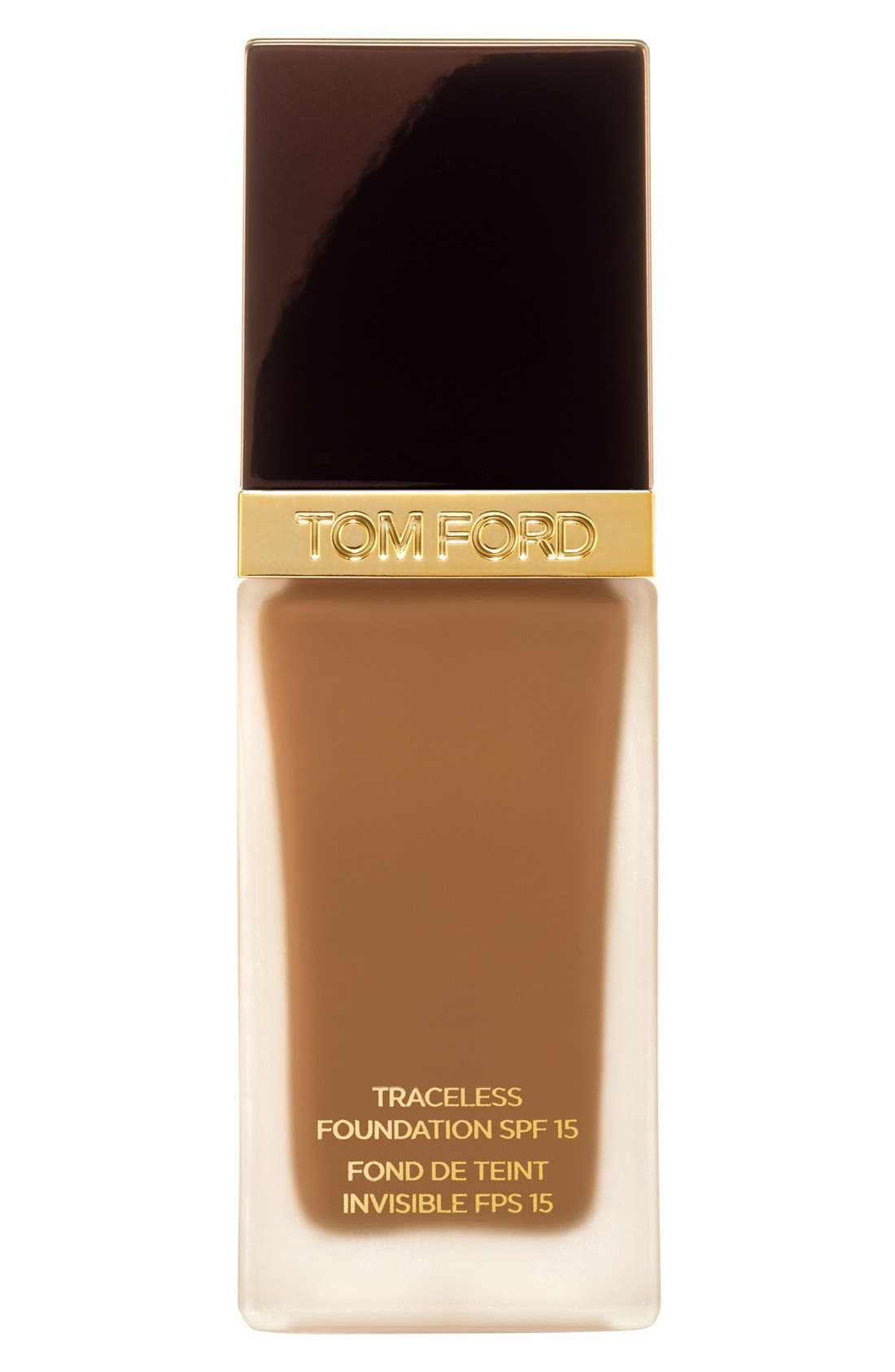 ,                             Traceless Foundation SPF 15,                             Main thumbnail 3, color,                             201