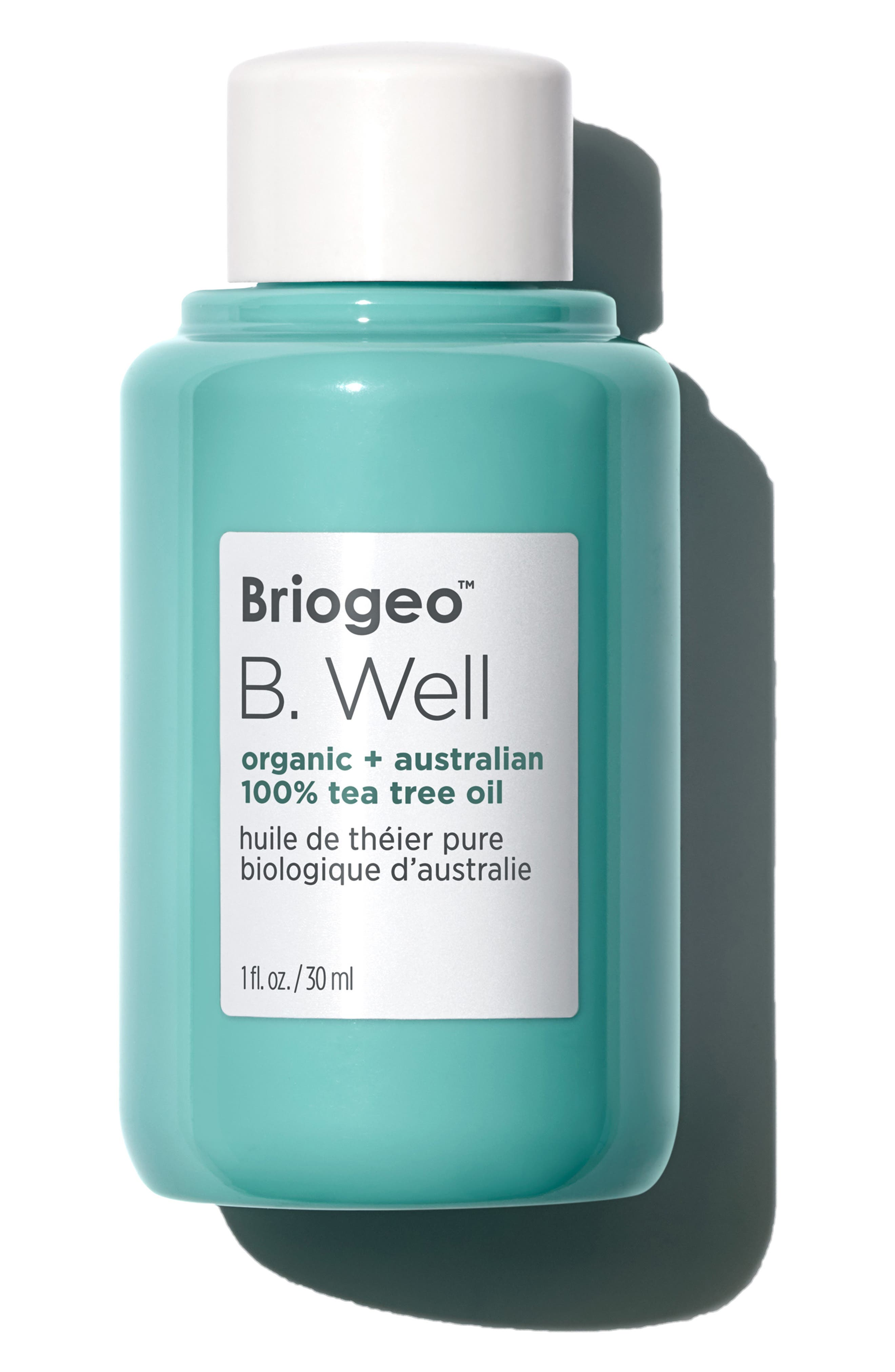 B. Well Organic + Australian 100% Tea Tree Oil