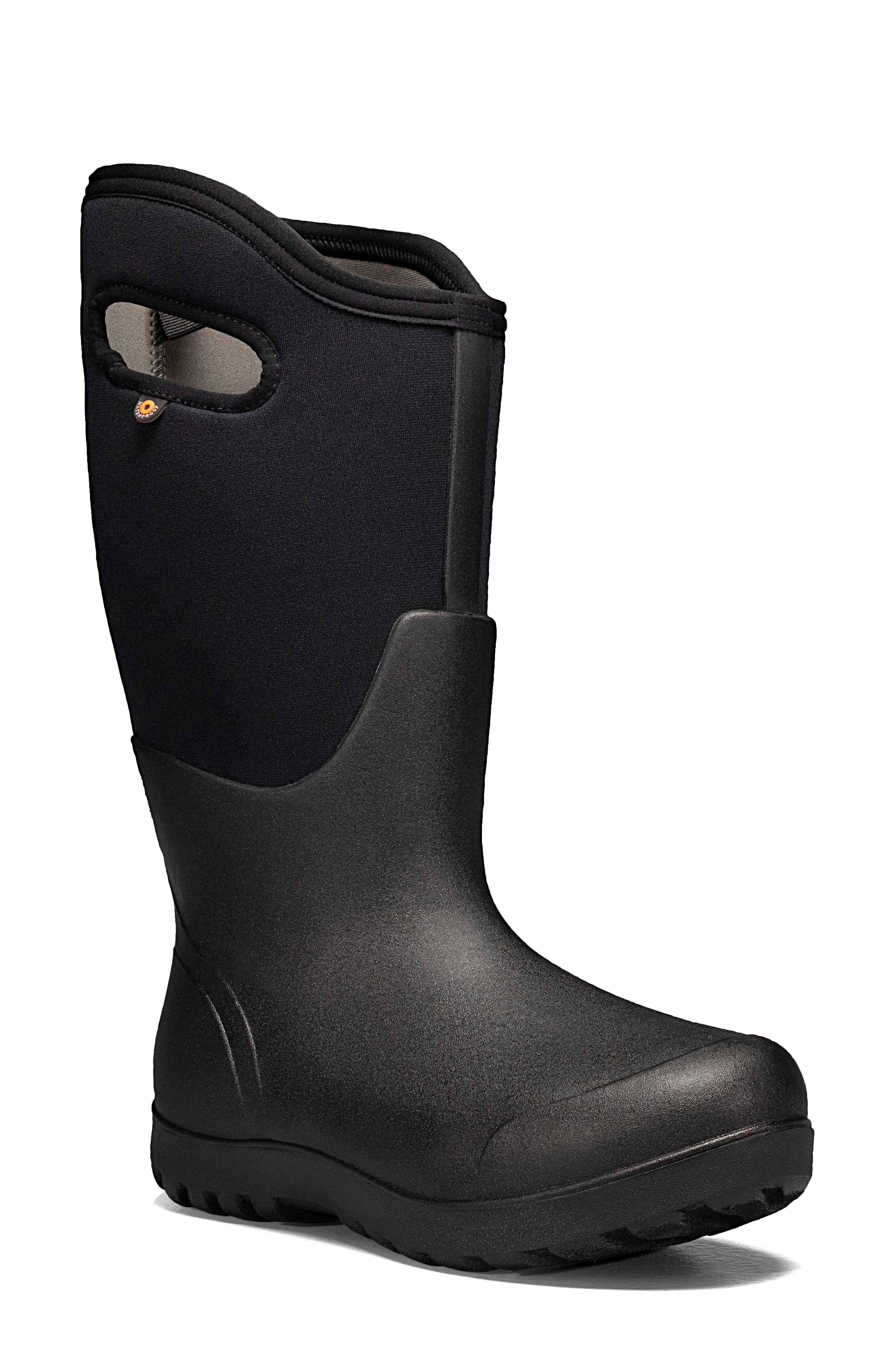 Neo Classic Waterproof Knee High Rain Boot