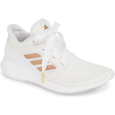 Adidas Edge Lux 3 Running Shoe, White