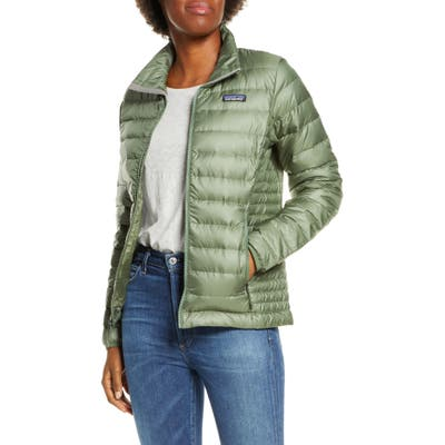Patagonia Down Jacket, Green