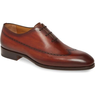 Magnanni Lima Wingtip- Brown