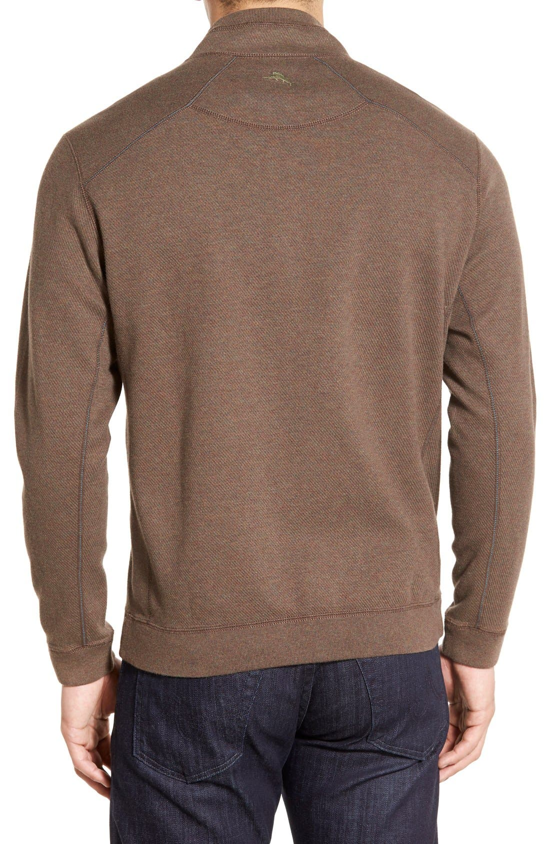 ,                             'Flip Side' Reversible Quarter Zip Pullover,                             Alternate thumbnail 33, color,                             201