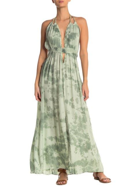 Image of BOHO ME Halter Dress Cover-Up