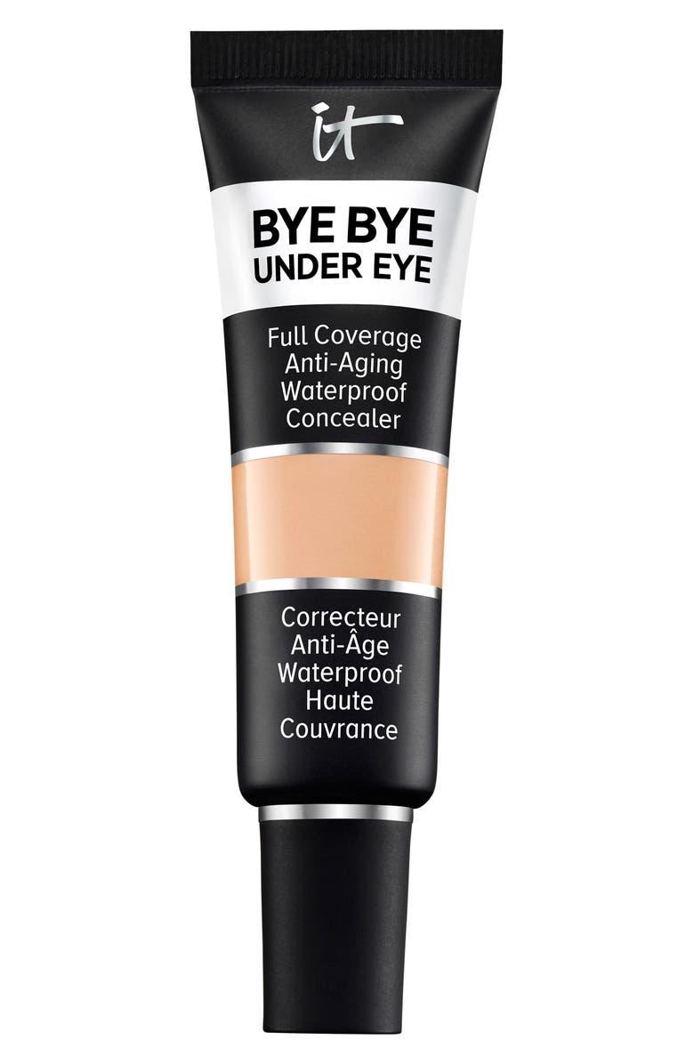IT COSMETICS Bye Bye Under Eye Anti-Aging Waterproof Concealer, Main, color, 14.5 LIGHT BUFF N