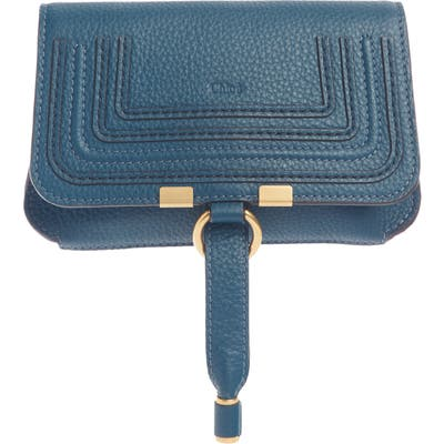 Chloe Marcie Convertible Belt Bag - Blue