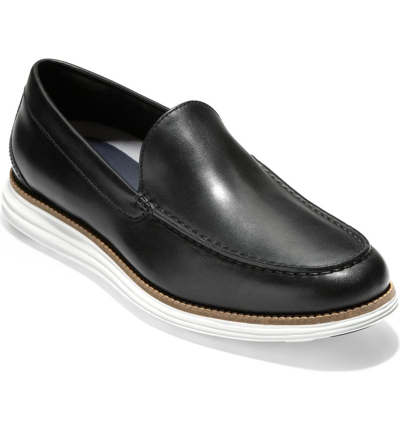 COLE HAAN Original Grand Loafer, Main, color, 001