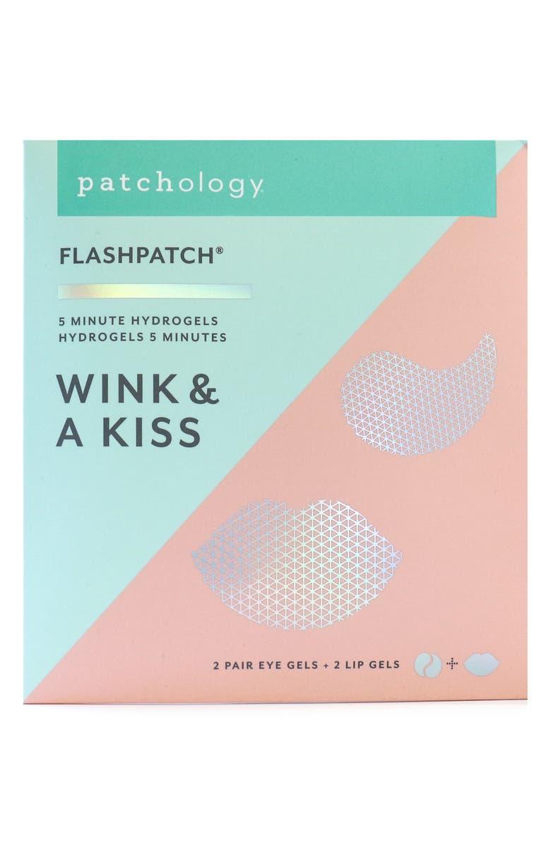 PATCHOLOGY Wink & a Kiss FlashPatch<sup>™</sup> Hydrogels, Main, color, NO COLOR