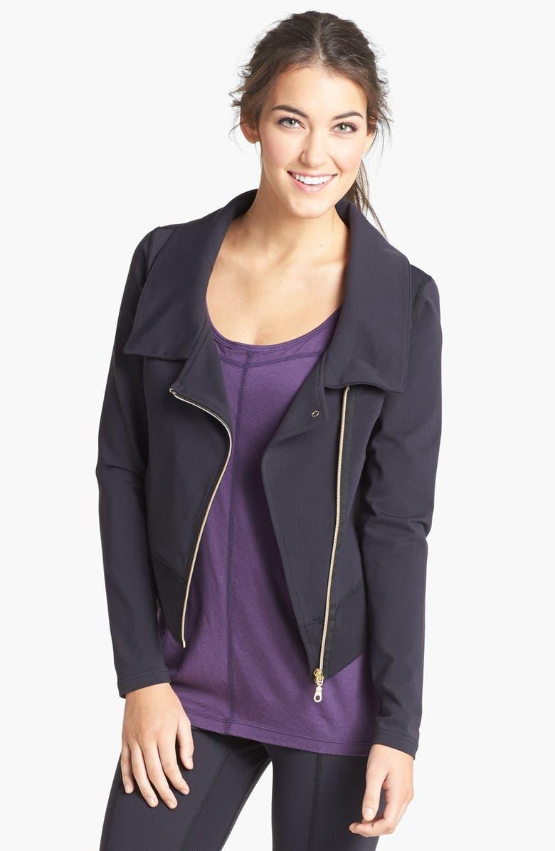 KARMA 'Francesca' Jacket, Main, color, 001