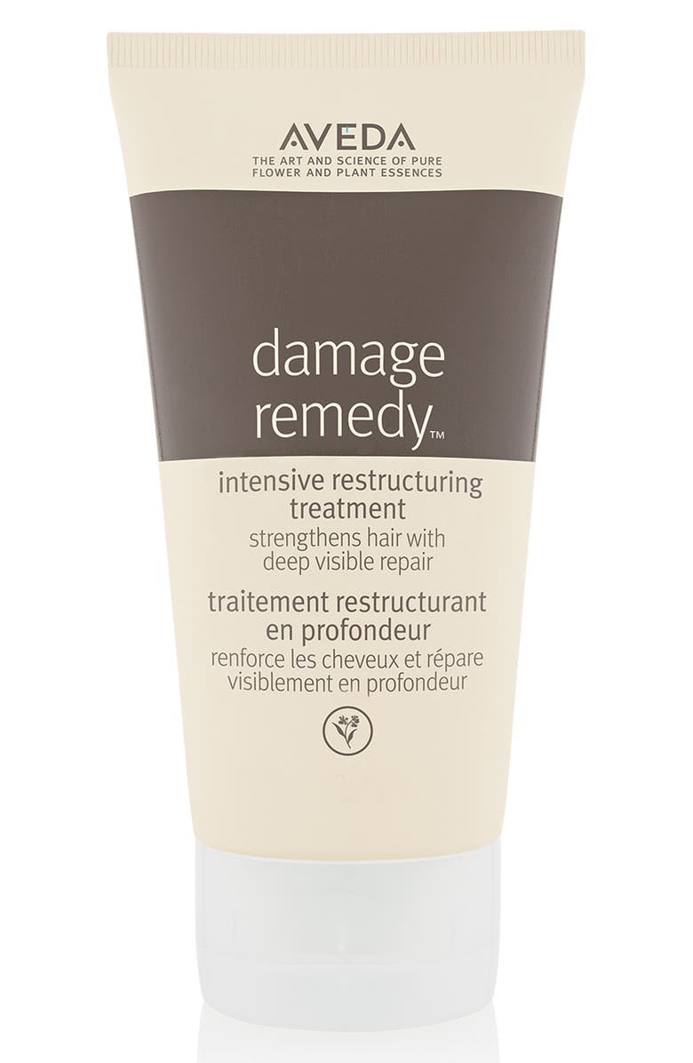 AVEDA damage remedy<sup>™</sup> Intensive Restructuring Treatment, Main, color, NO COLOR