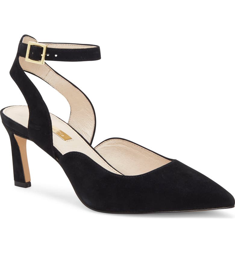 Kayin Ankle Strap Pump by Louise Et Cie