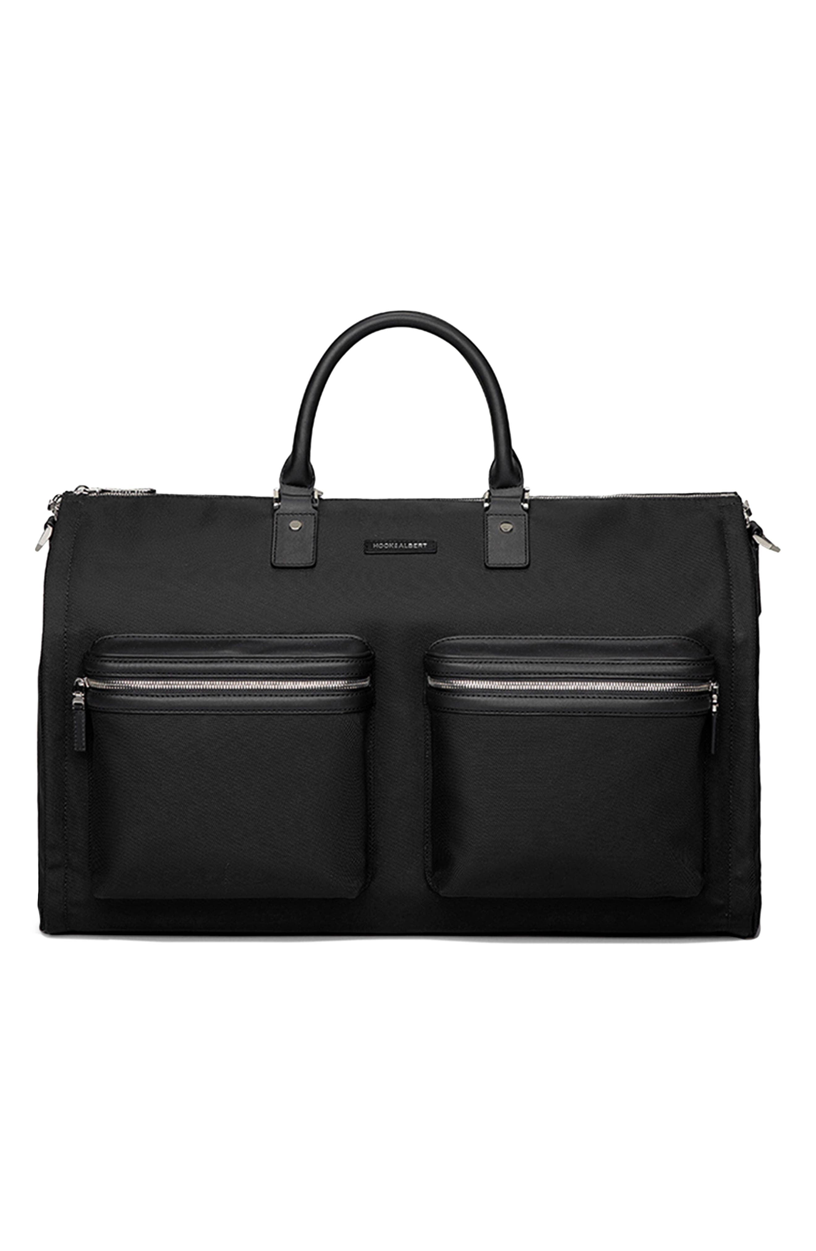 Men's Hook + Albert Garment Duffle Bag