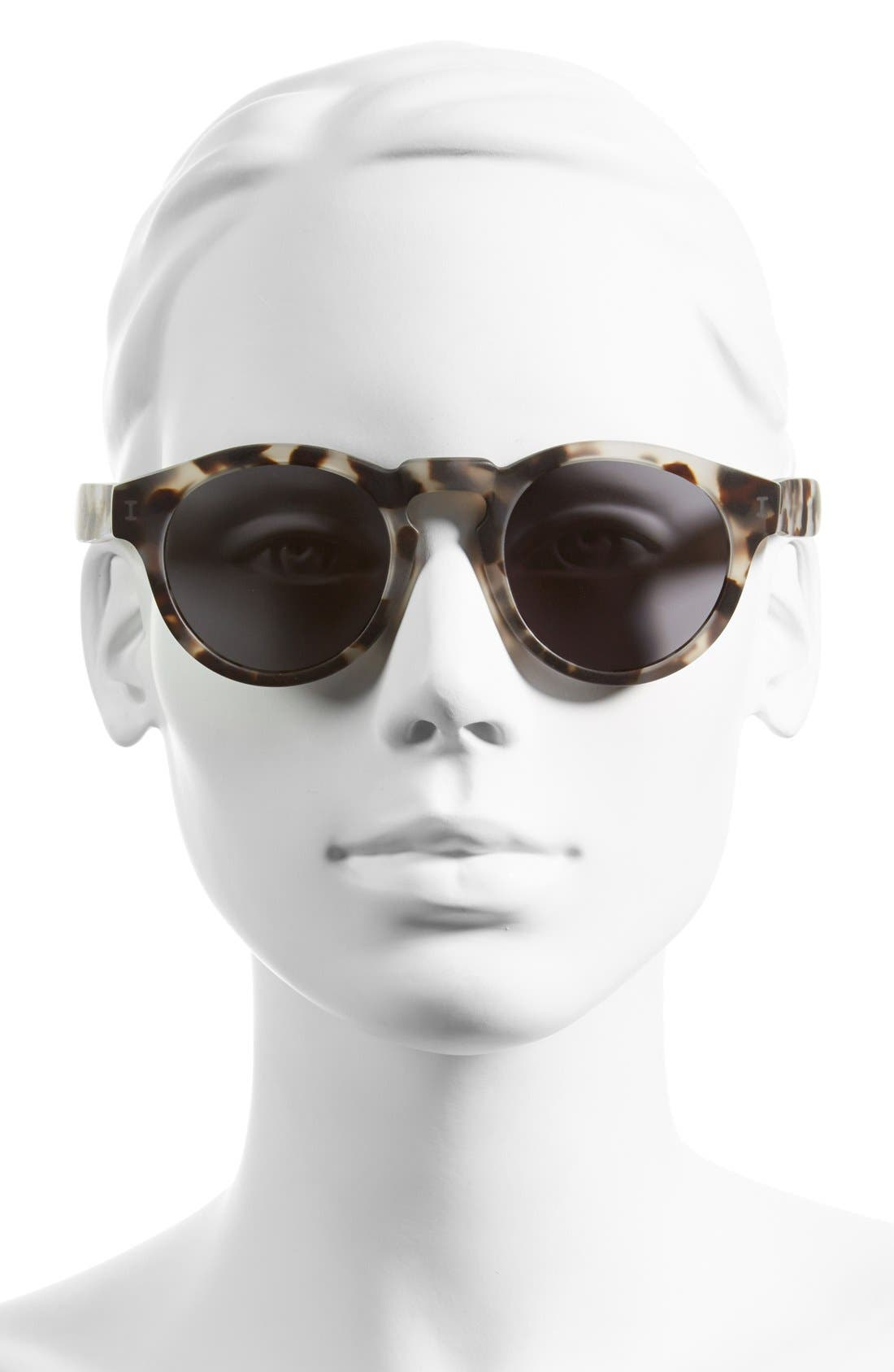 ,                             'Leonard' 47mm Sunglasses,                             Alternate thumbnail 46, color,                             102