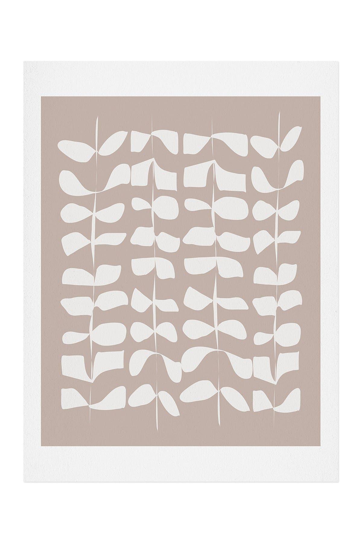 Image of Deny Designs Mirimo Kala Beige Art Print