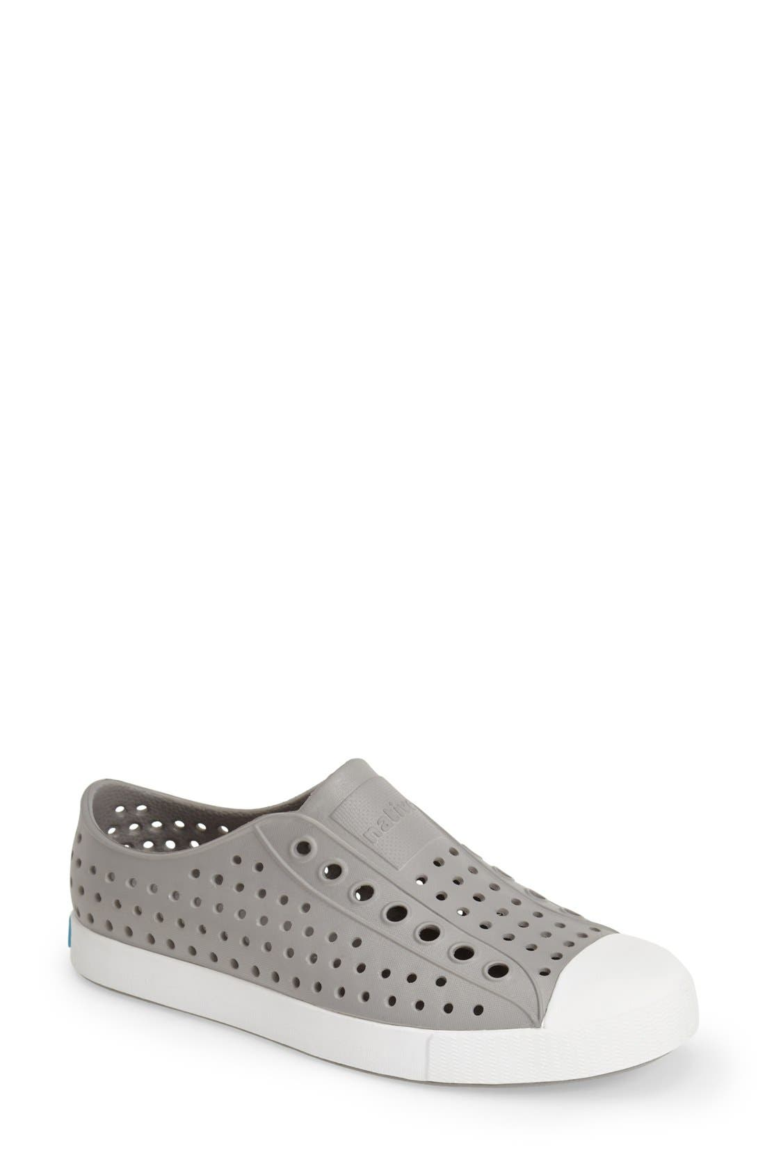 Native Shoes Jefferson Vegan Perforated Sneaker