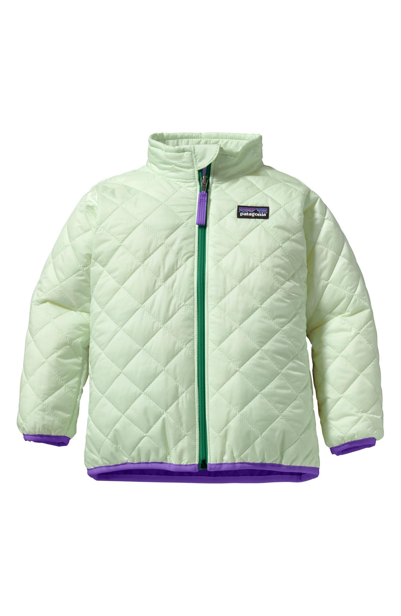 d4c93527 Patagonia 'Nano Puff' Jacket (Toddler Girls)   Nordstrom