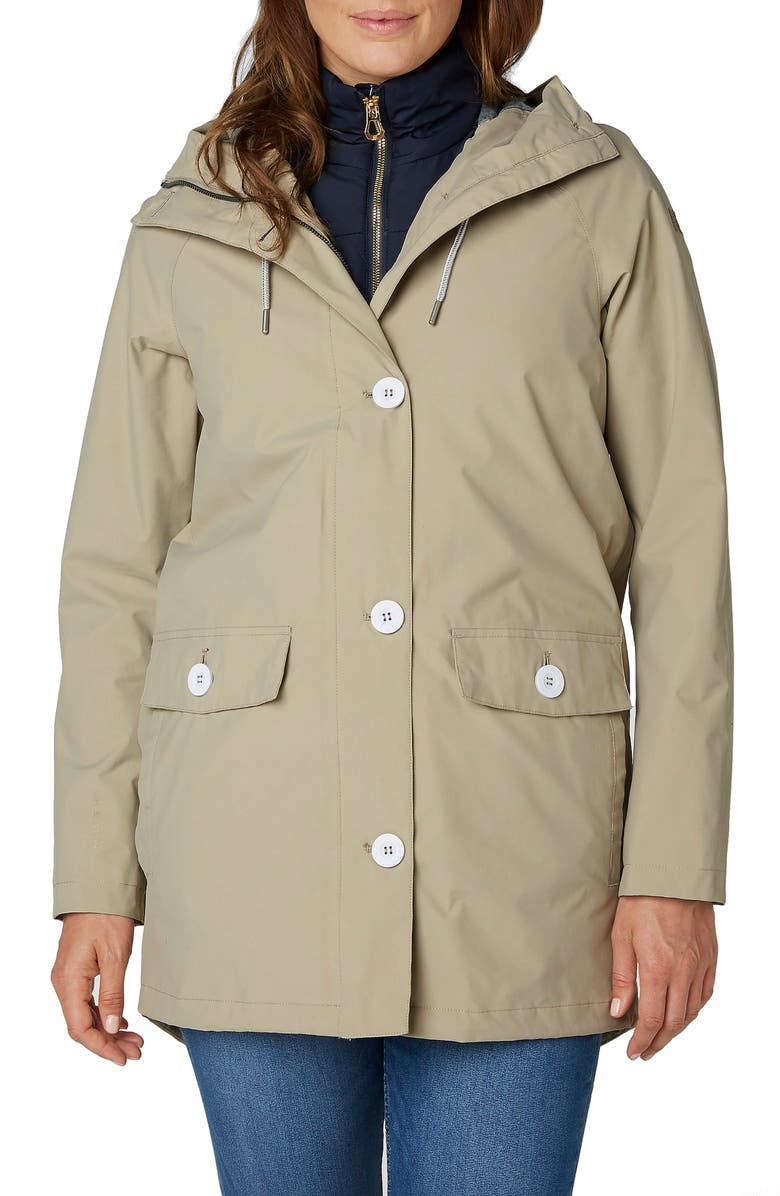 HELLY HANSEN Tsuyu Waterproof Raincoat, Main, color, 250