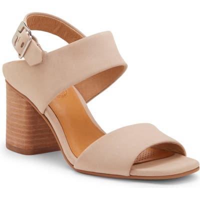 Cc Corso Como Prysym Block Heel Sandal- Ivory