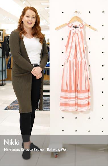 x The Motherchic Newport Stripe Dress, sales video thumbnail