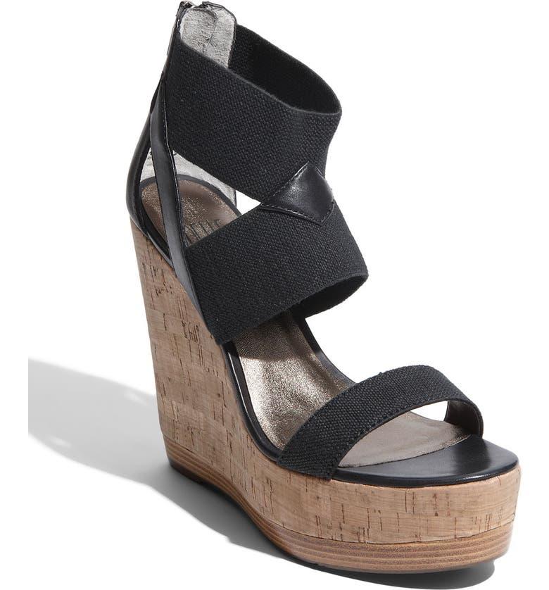 PELLE MODA 'Aliano' Sandal, Main, color, 001