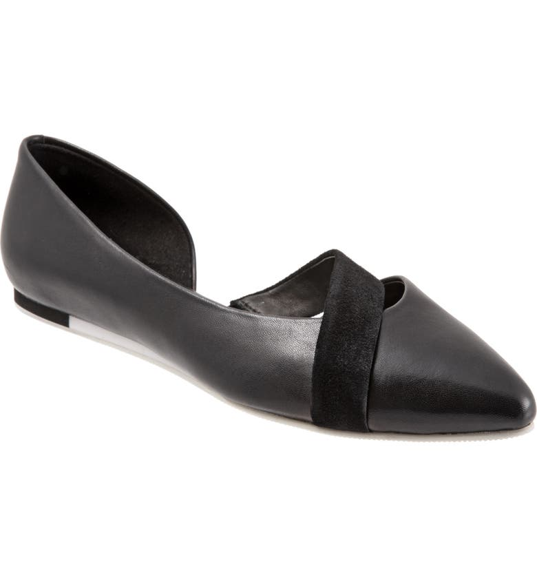 SAVA Lennox d'Orsay Flat, Main, color, BLACK