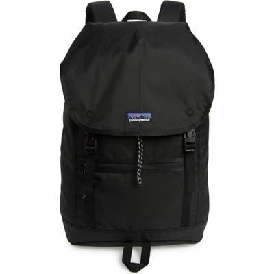 Patagonia Arbor Classic Backpack - Black