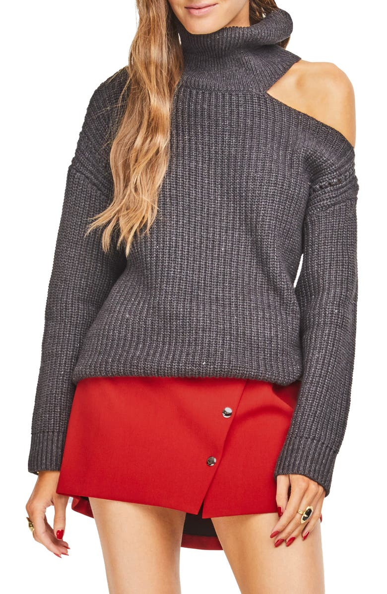 ASTR THE LABEL Sepulveda Sweater, Main, color, 020