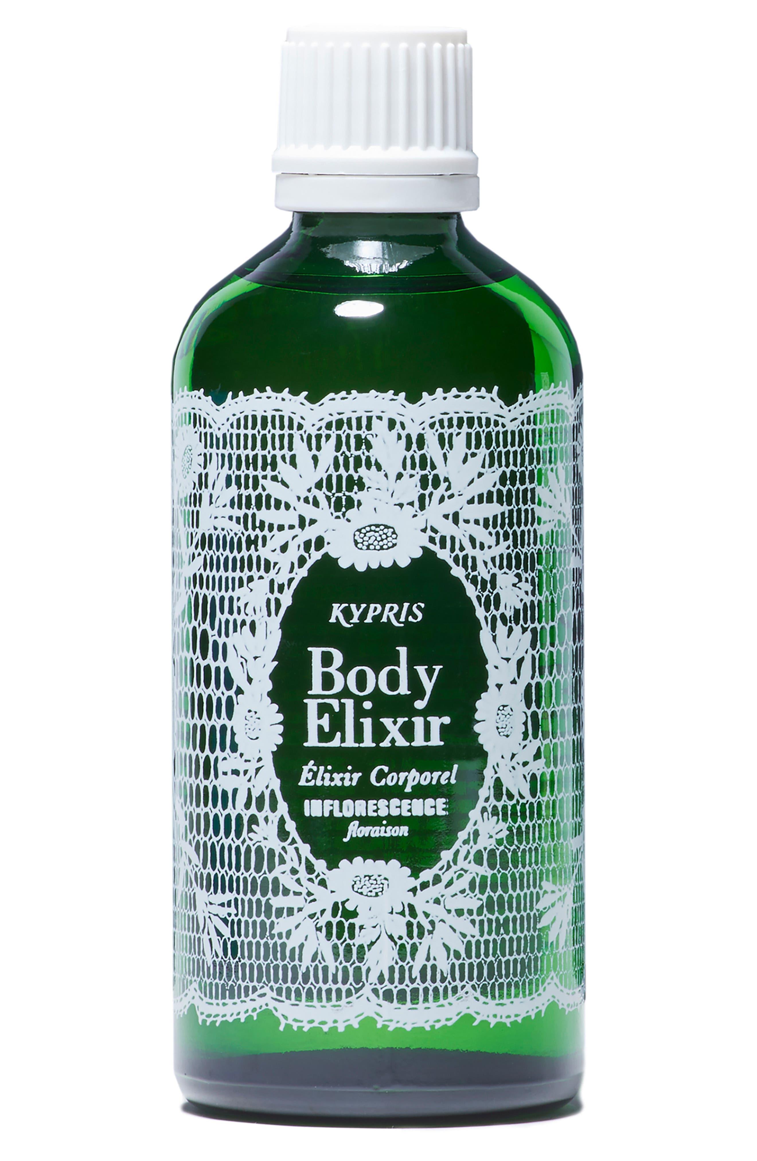 Body Elixir: Inflorescence Body Oil