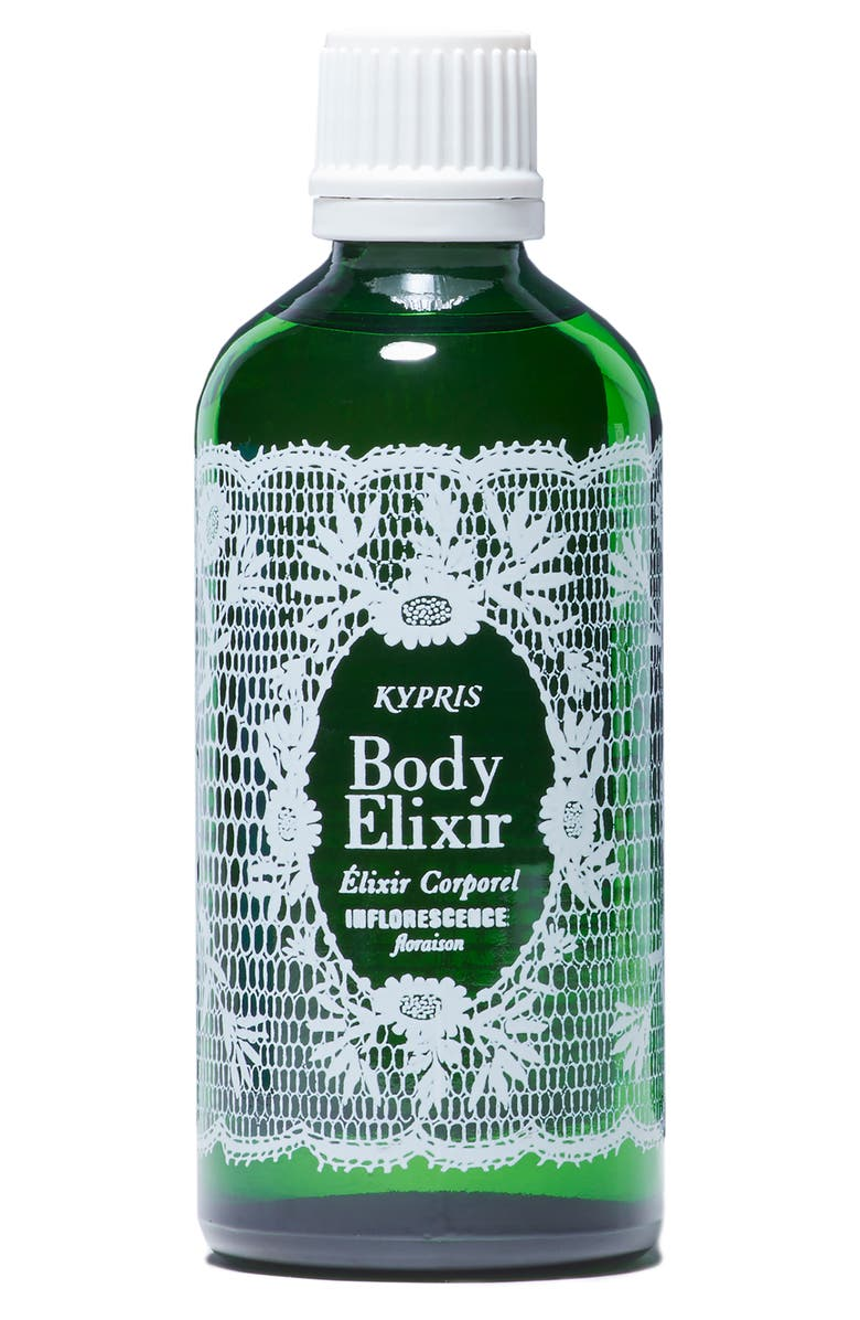 KYPRIS Body Elixir: Inflorescence Body Oil, Main, color, NO COLOR