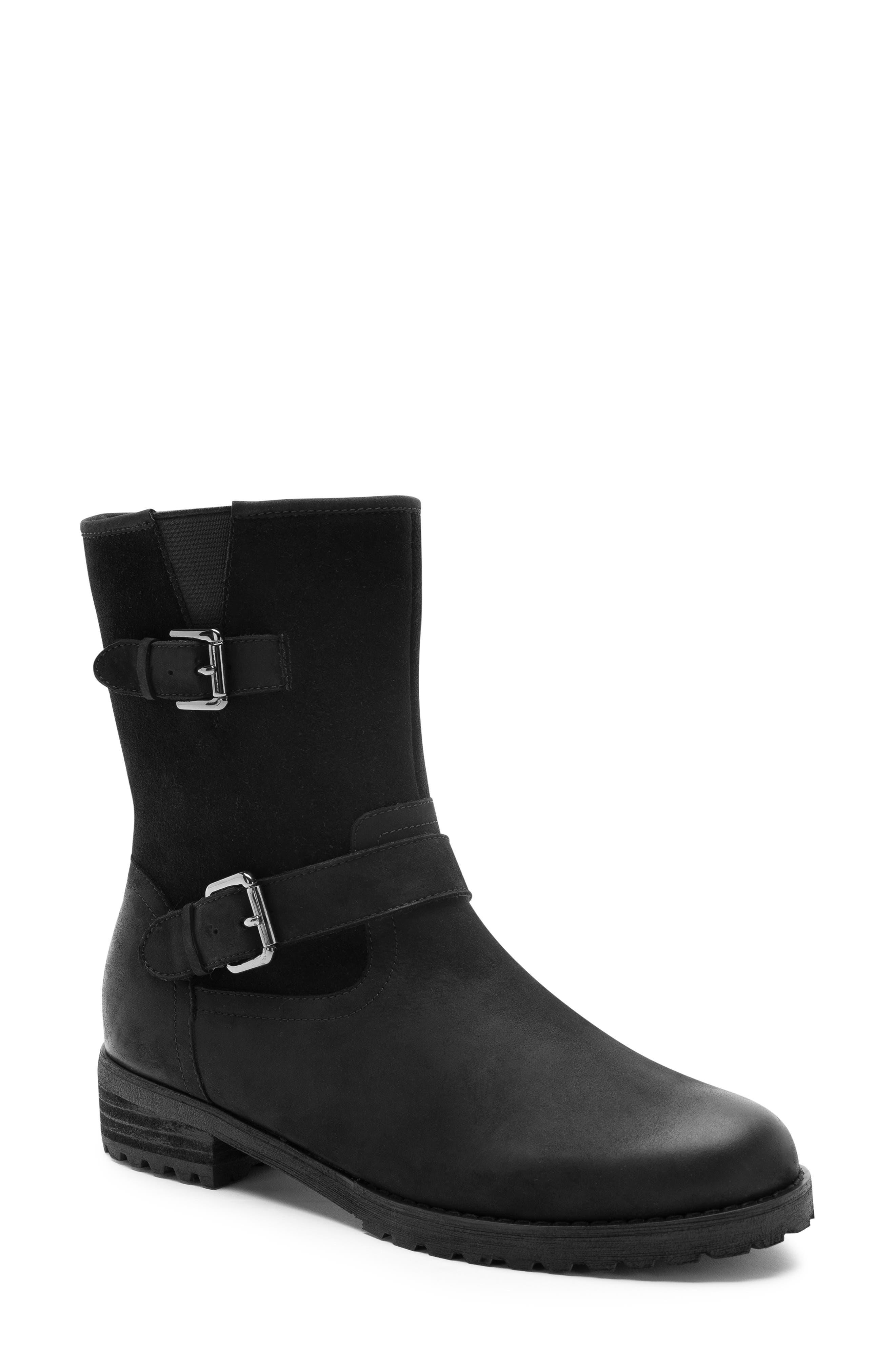 Blondo Val Waterproof Boot- Black