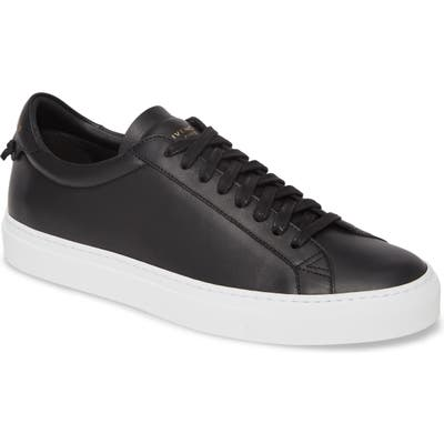Givenchy Urban Knots Low Sneaker, Black