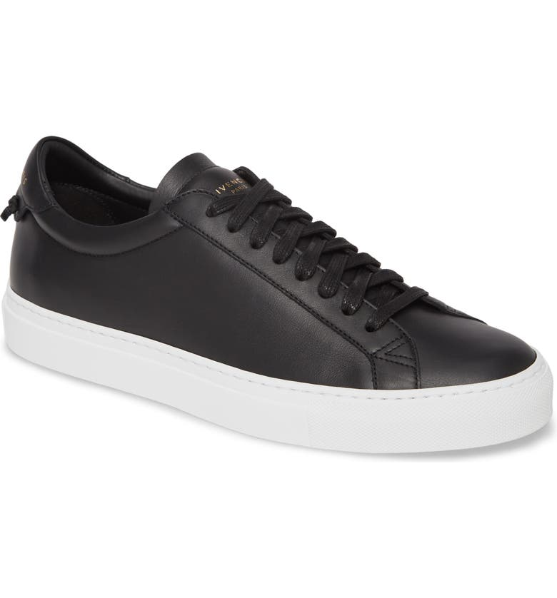 GIVENCHY Urban Knots Low Sneaker, Main, color, BLACK