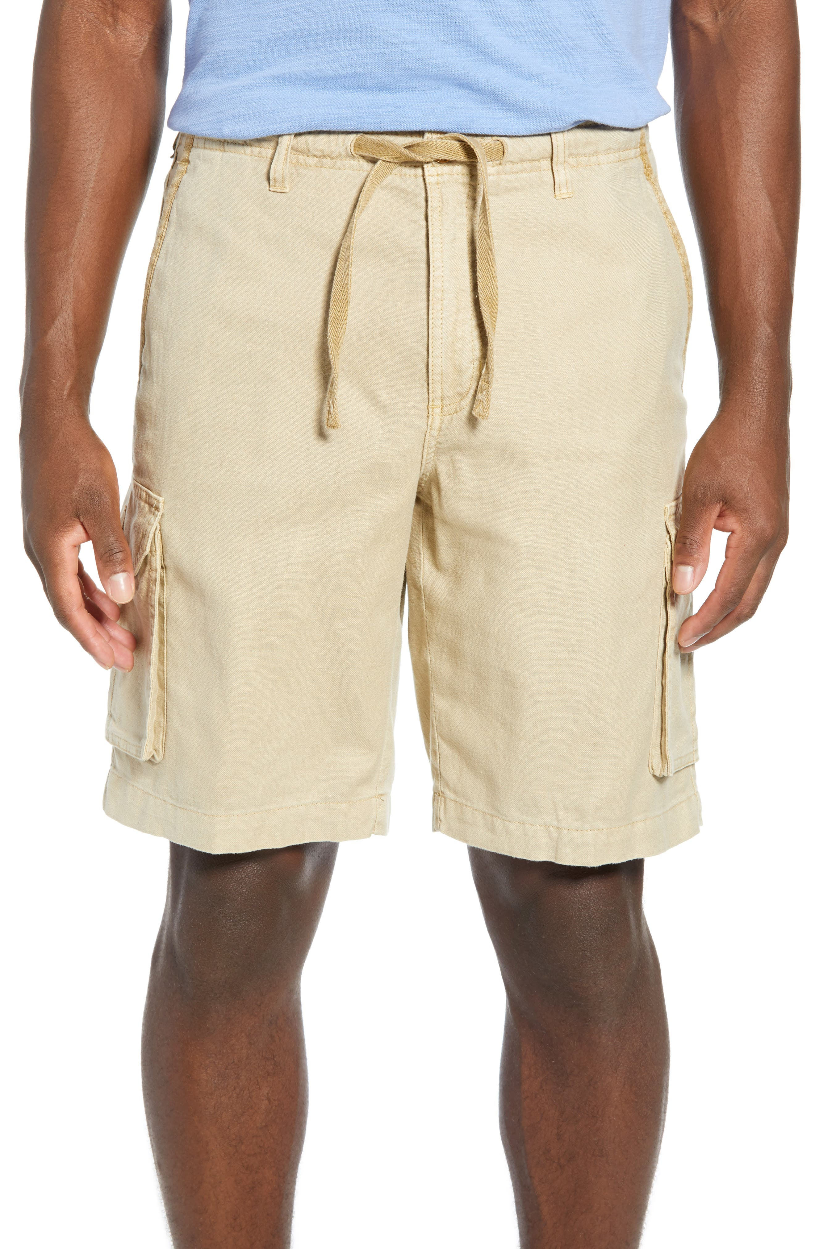 Tommy Bahama Soleil Beach Cargo Shorts, Brown