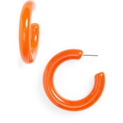 Bp. Resin Hoop Earrings