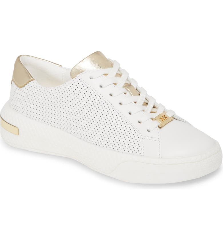 MICHAEL MICHAEL KORS Codie Sneaker, Main, color, 100