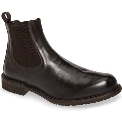 J & m 1850 Lofting Chelsea Boot- Brown