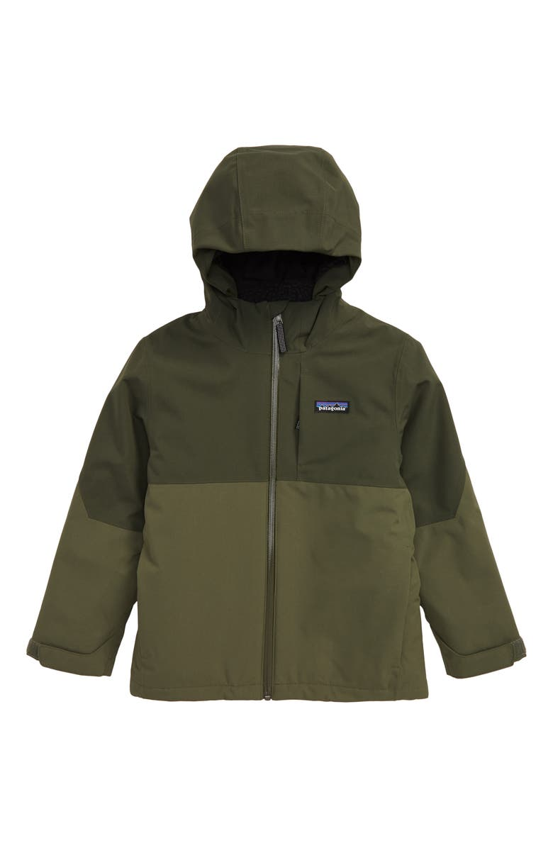 PATAGONIA 4-in-1 Everyday Jacket, Main, color, INDUSTRIAL GREEN