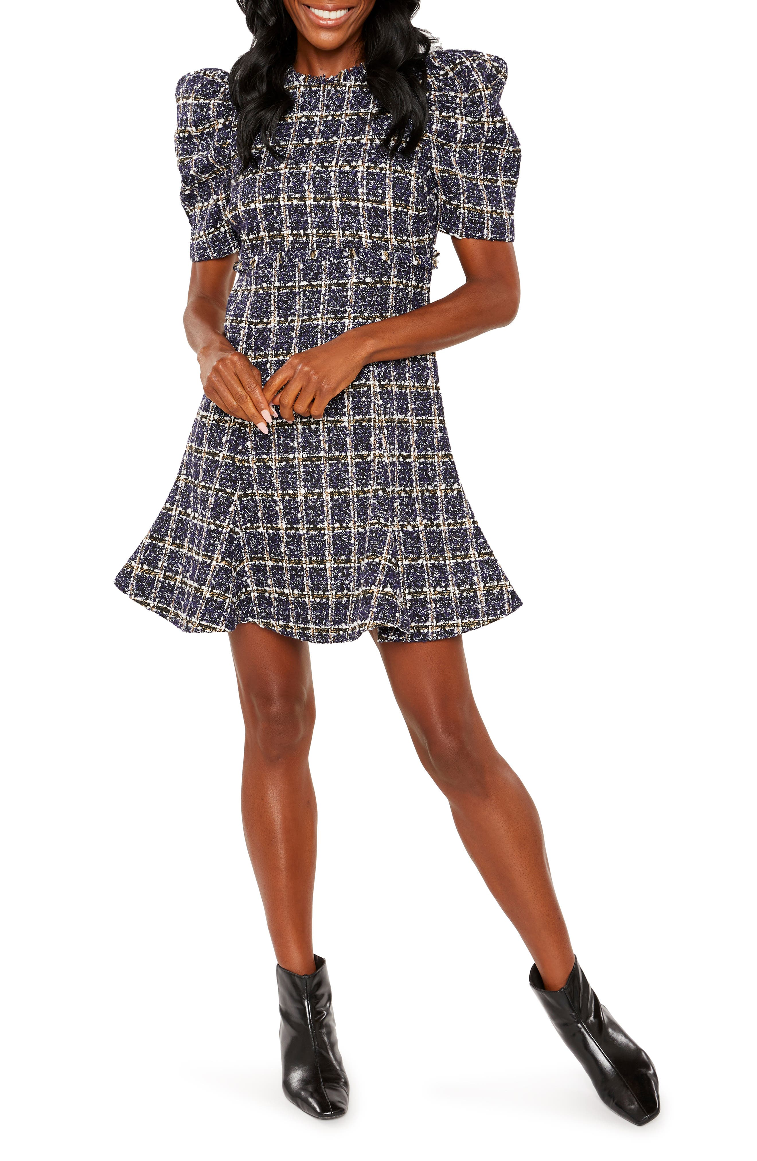 Women's Likley Alia Tweed Dress