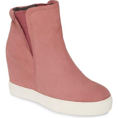 Kenneth Cole New York Kam Wedge Sneaker- Pink