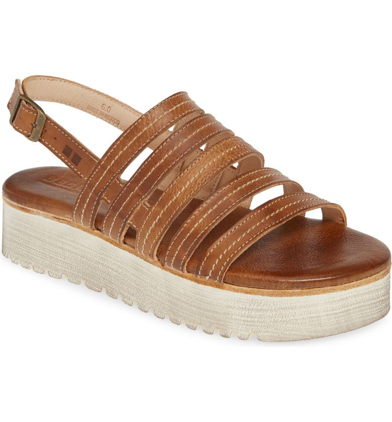 Ensley Flatform Sandal by Bed Stu
