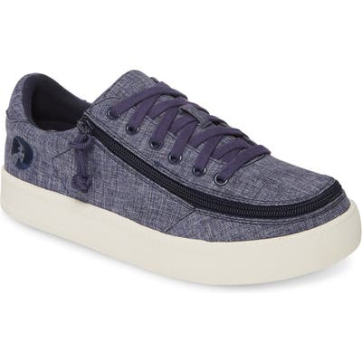 Billy Footwear Classic Lo Sneaker, Blue