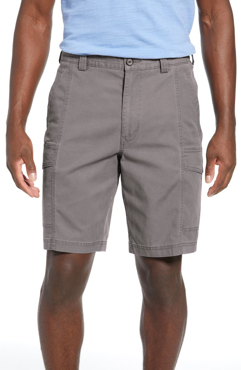 TOMMY BAHAMA Key Isles Cargo Shorts, Main, color, CAVE