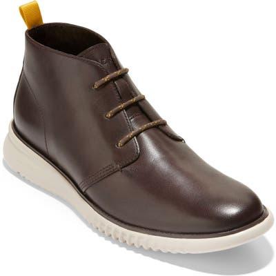 Cole Haan 2.zerogrand Chukka Boot- Brown