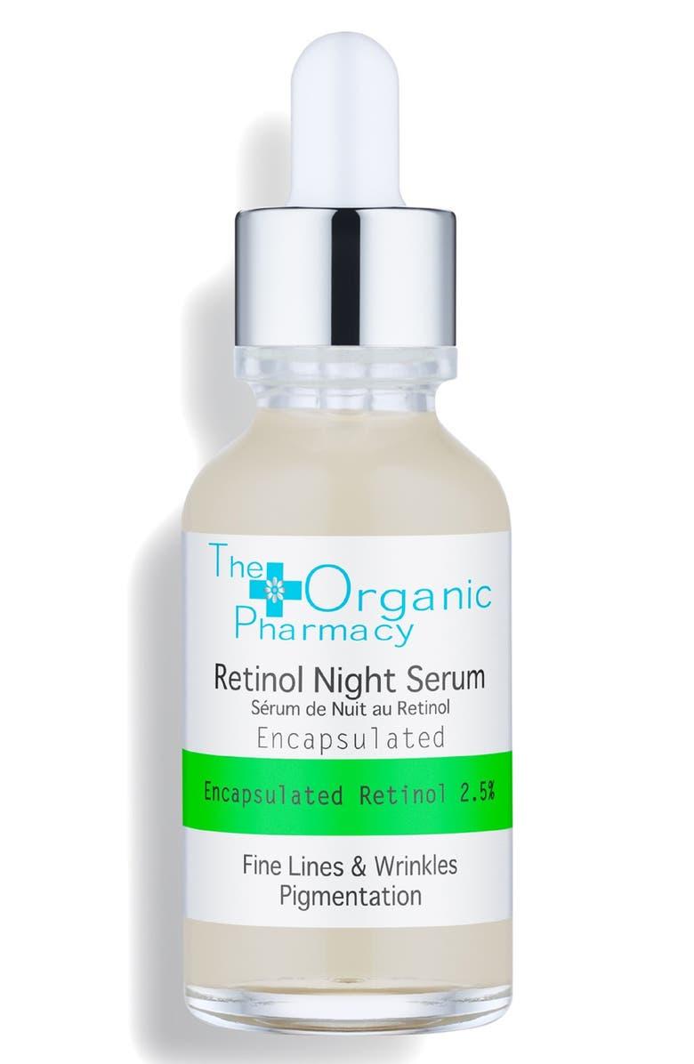 THE ORGANIC PHARMACY Retinol Night Serum, Main, color, 000