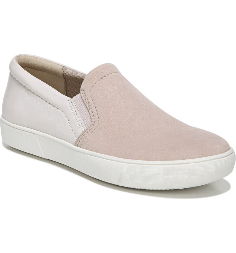 NATURALIZER Marianne Slip-On Sneaker, Main, color, MARBLE/ ALABASTER SUEDE