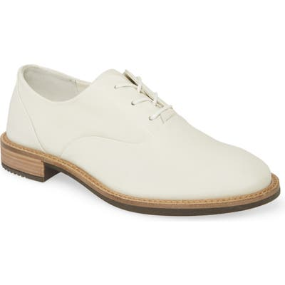 Ecco Sartorelle 25 Tailored Oxford, Ivory