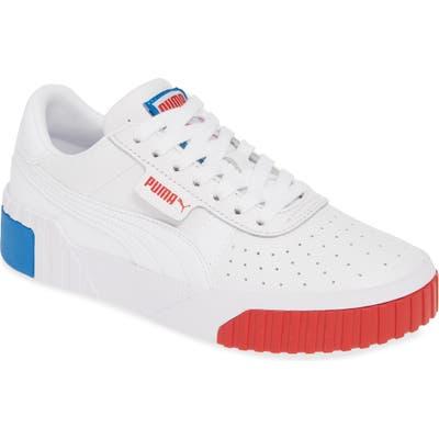 Puma California Sneaker- White