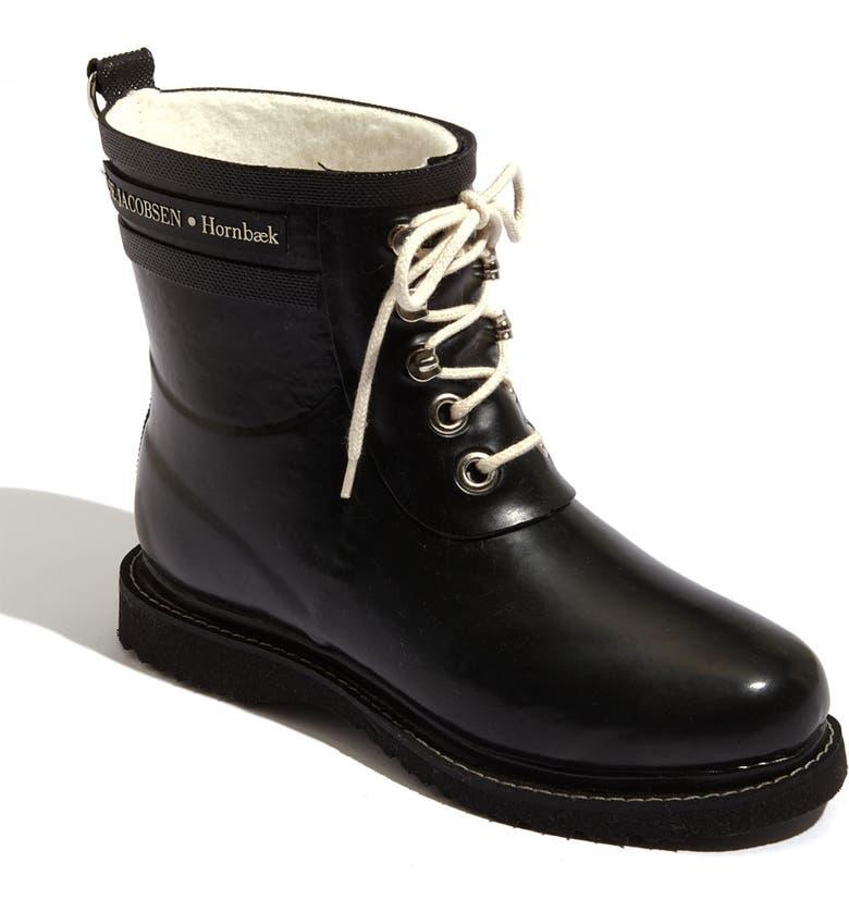 ILSE JACOBSEN 'Rub' Boot, Main, color, BLACK