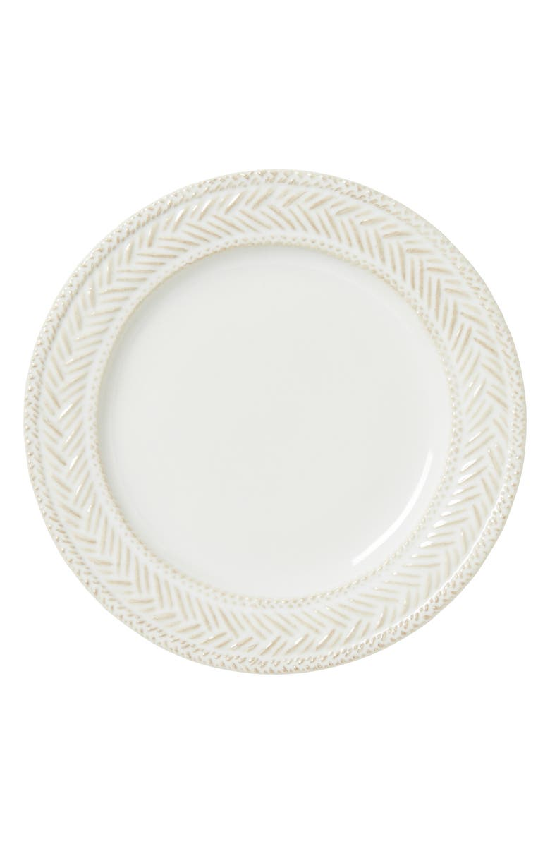 JULISKA Le Panier Whitewash Side Plate, Main, color, WHITEWASH
