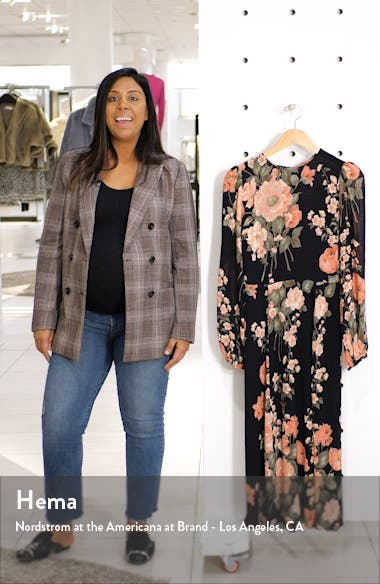 Luanne Midi Dress, sales video thumbnail